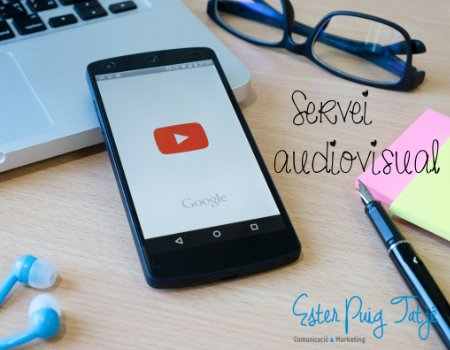 Serveis audiovisuals