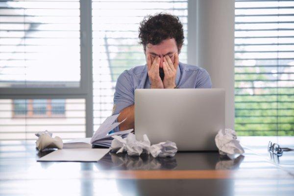 Pateixes d'una crisi empresarial?